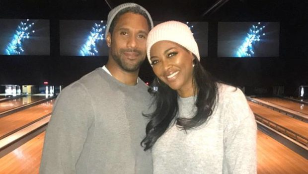 Kenya Moore's Husband Appears To Apologize For 'RHOA' Drama Overshadowing Charity Event + Kenya Removes His Last Name From Social