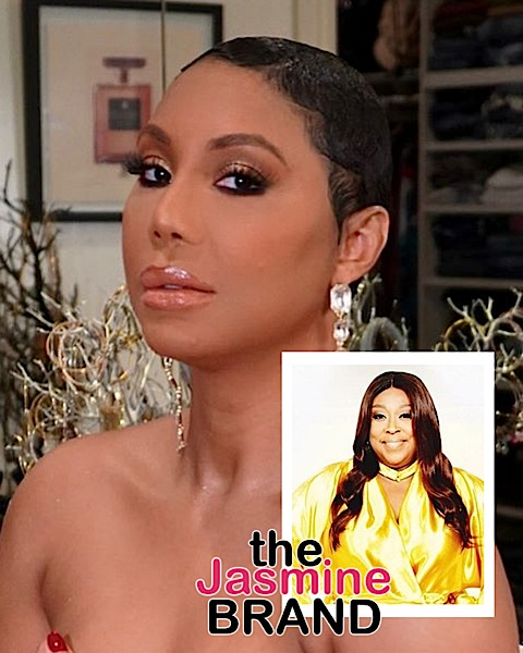 Tamar Braxton Feels Defeated After Public Fallout With Loni Love & The Real: I'm Just Tired Of It
