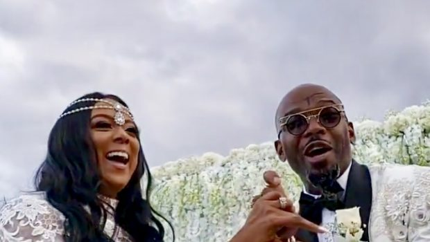 Naughty By Nature's Treach Weds Longtime Girlfriend Cicely Evans