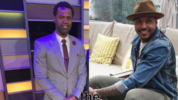"Ex NBA Player Stephen Jackson Says NBA Is Blackballing Carmelo Anthony – ""It Ain't A Secret"""