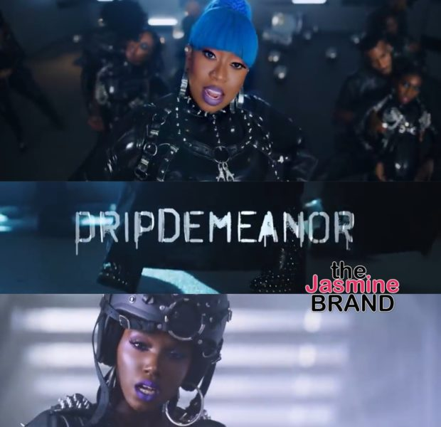 Missy Elliott Drops Futuristic Video 'DripDemeanor' Featuring Sum1