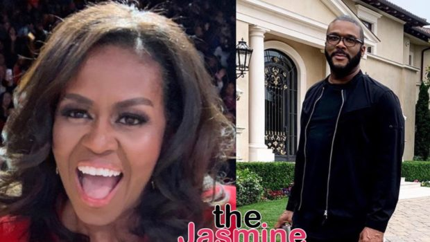 Michelle Obama Tells Tyler Perry: Barack & I Couldn't Be More Proud
