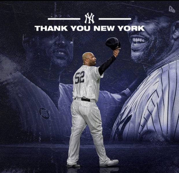 New York Yankees Star CC Sabathia Announces His Retirement After 19 Seasons