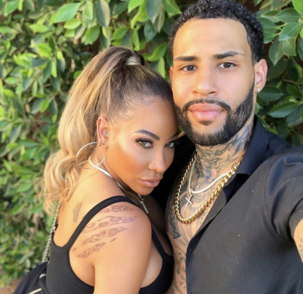 Hazel-E Gets Engaged To Boyfriend De'Von Waller [VIDEO]