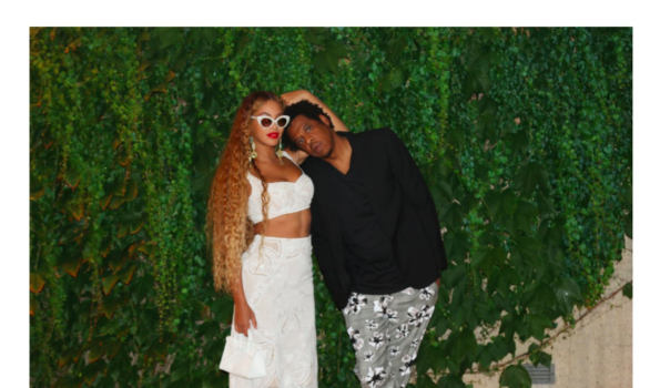 Beyonce & Jay-Z Filmed Steamy & Extravagant Music Video In LA