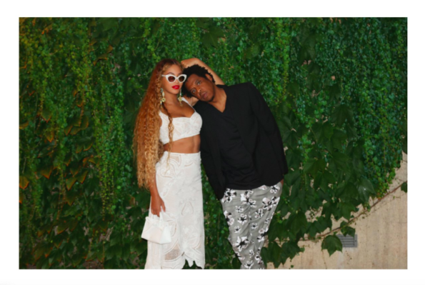 Beyonce & Jay-Z Filmed Steamy & Extravagant Music Video In LA