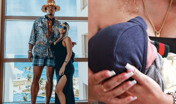 Cam Newton's Girlfriend Debuts Their 4th Child Together [Photo]