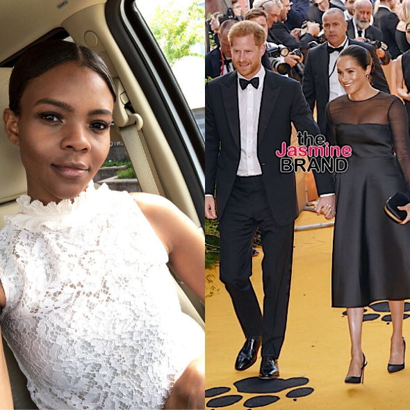 Candace Owens Lashes Out At Prince Harry & Meghan Markle: She's A Witch & Harry Is Under Her Spell