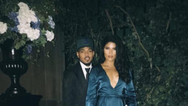 Chance The Rapper's Wife Shares Photo Of Newborn, Says: Postpartum Doesn't Get Any Easier, But It Will Always Be Worth It