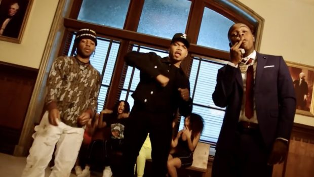 """Chance the Rapper Debuts """"Hot Shower"""" Video, Features Cameos From Da Baby & Kel Mitchell"""