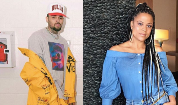 Chris Brown Surprises Shaunie O'Neal & We Can All Relate To Her Response [VIDEO]