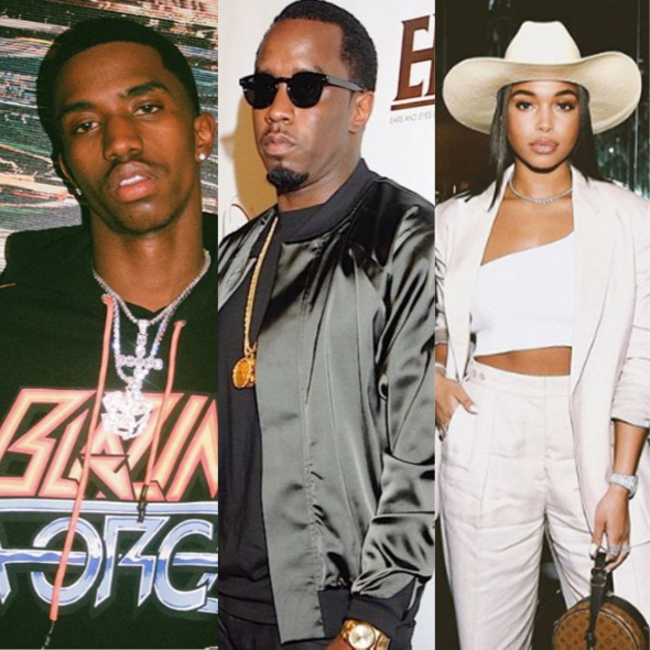 "Christian Combs Says His Father Diddy & Lori Harvey Are ""Just Being Private"""