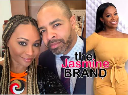 RHOA's Cynthia Bailey & Fiance Mike Hill Set Wedding Date, Thanks To Kandi Burruss