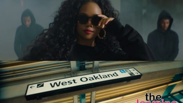 "H.E.R Reps Oakland In ""Slide"" Video Featuring YG"