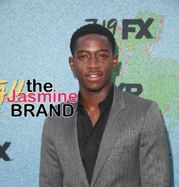 """Snowfall"" Star Damson Idris Says He Was Rejected By A British Talk Show: ""Shout out to the states for recognizing real talent!"""