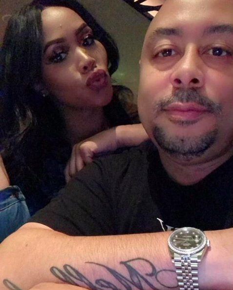Ex Reality Star Deelishis Spotted On A Date With Exonerated Five's Raymond Santana