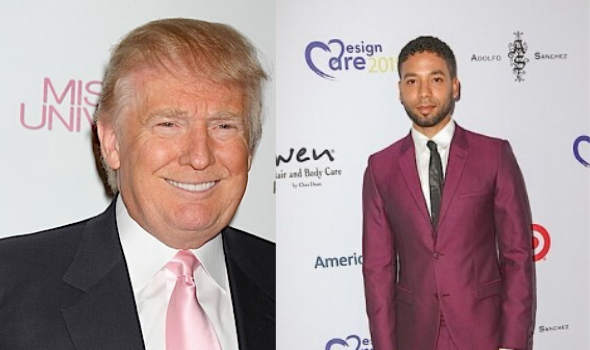 Donald Trump Compares His Impeachment To Jussie Smollett Scandal: It's A Scam!