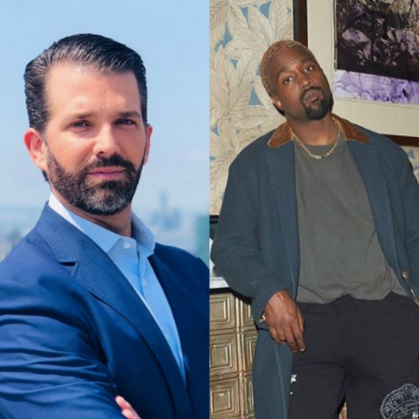 "Donald Trump Jr. Praises Kanye's ""Jesus Is King"" Album – He's A Pioneer!"