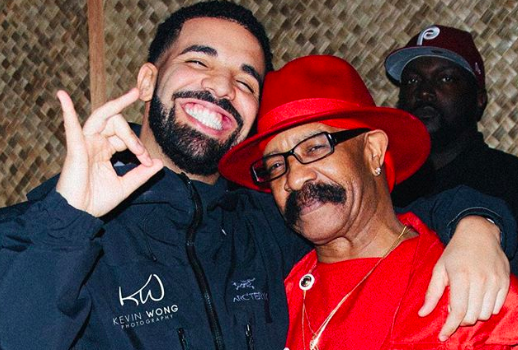 Drake's Dad Says He Lied About Them Having A Bad Relationship To Sell Records 'I Talk To Him Every Other Day'