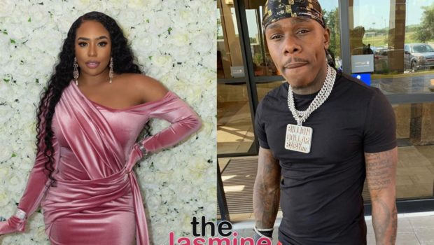 B. Simone Shoots Her Shot With Da Baby – l'm Ready To Be A Step Momma!