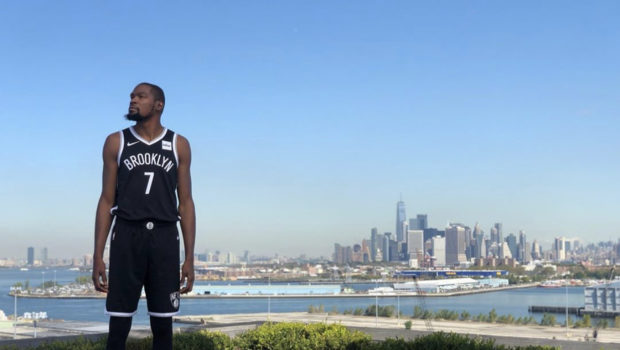 Kevin Durant, Brooklyn Nets Team Now Coronavirus Symptom-Free