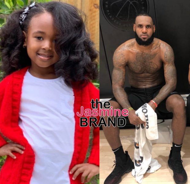 Is LeBron James' 4-Year-Old Daughter The Next Beauty Influencer? [VIDEO]