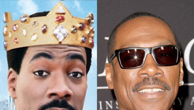 """Eddie Murphy – The """"Coming To America"""" Sequel Will Be Rated PG-13!"""
