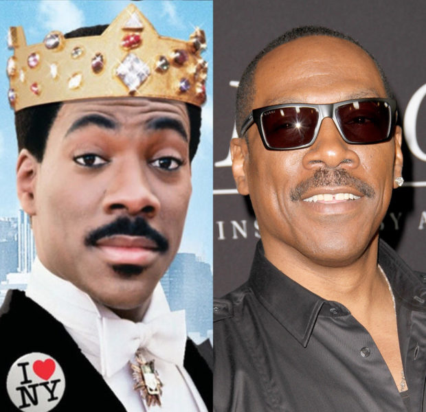 "Eddie Murphy – The ""Coming To America"" Sequel Will Be Rated PG-13!"