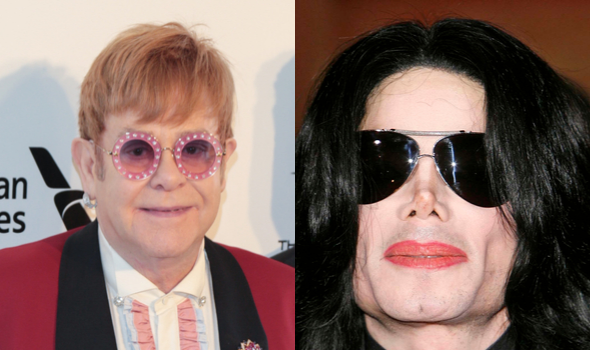 Elton John Says Michael Jackson Was 'Mentally Ill' & 'A Disturbing Person To Be Around'