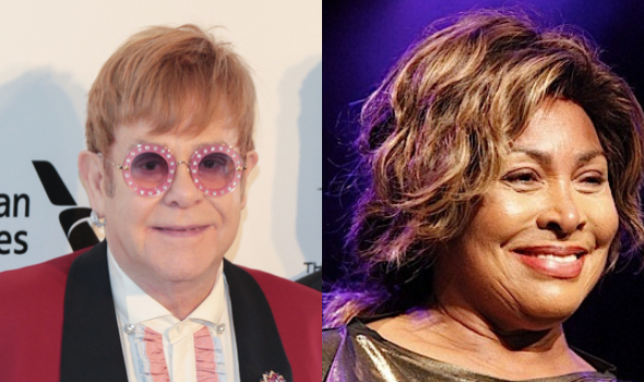 Elton John Recalls Tina Turner's Diva Behavior In The 90s: She Hated My Hair, Told Me Versace Made Me Look Fat & Yelled At My Band