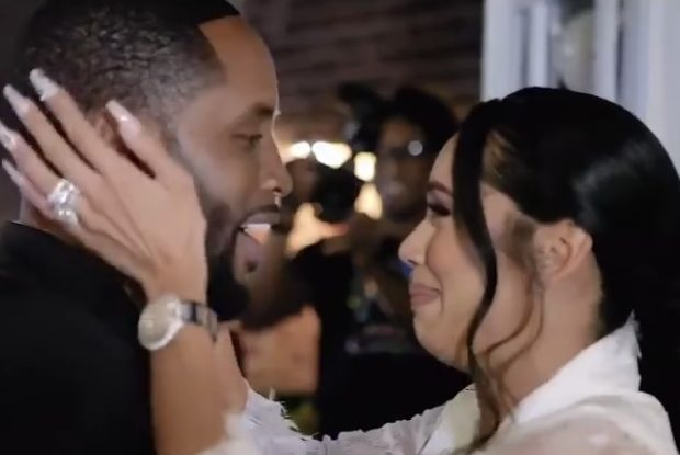 Safaree Samuels & Erica Mena Are Expecting A Baby Girl! [VIDEO]