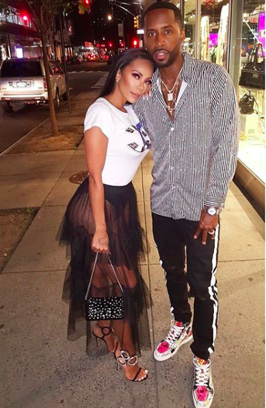 Erica Mena & Safaree Samuels Get Married, See Their Wedding Reception! [VIDEO]