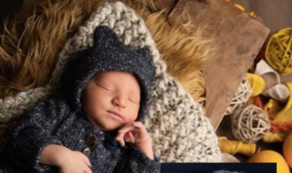 'RHOA' Star Eva Marcille Debuts Newborn Son Maverick Sterling! [Photo]
