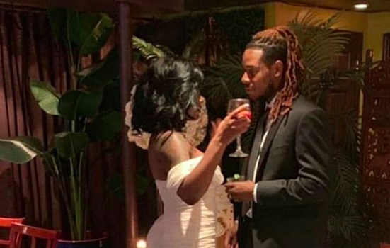Fetty Wap & New Wife Leandra Gonzalez Have Wedding Ceremony [PHOTOS]