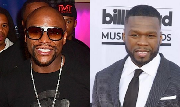 Floyd Mayweather Wants To Fight 50 Cent In An Exhibition Fight
