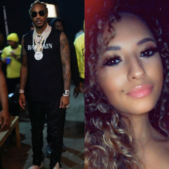 Future's Alleged Baby Mama Cindy Renae Alludes To Rapper Trying To Give Her 'Hush Money' To Keep The Child A Secret