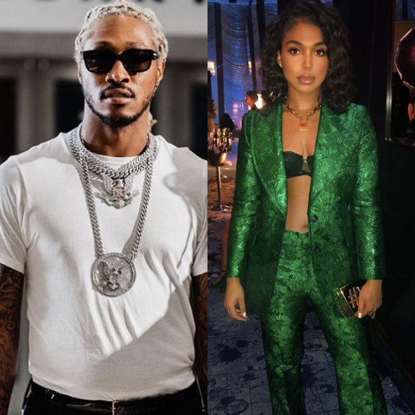 EXCLUSIVE: Lori Harvey & Future Spotted Extra Close At Concert, Hugging & Cuddling
