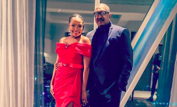 Mathew Knowles' Wife Gena Avery Says Pressure Of Being In The Spotlight Was 'Difficult'