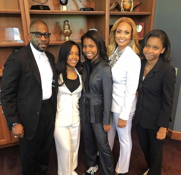 Gizelle Bryant's Daughters Are NOT Excited About Her Reconciling W/ Their Dad, Pastor Jamal Bryant