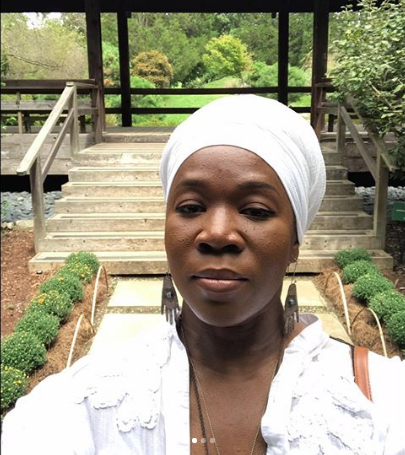 "India Arie Responds to Criticism Over #SteadyLoveChallenge: ""I'm affirming the beauty of Black love!"""