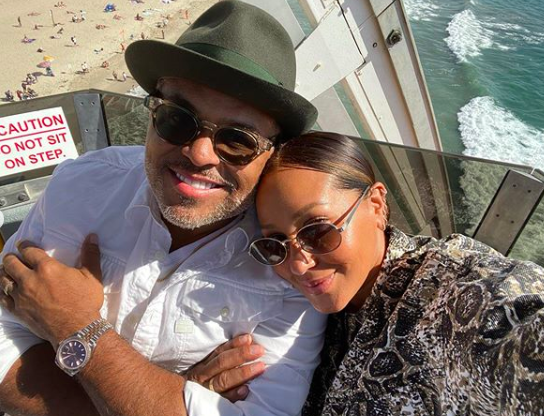 Adrienne Bailon Reveals She Had To Investigate If Husband Israel Houghton Was Still Married When They Started Dating 'I Needed To Know!'