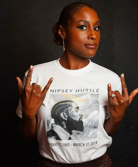 Issa Rae: I Want to Deserve to Be Here & That's Part of What Keeps Me Up At Night