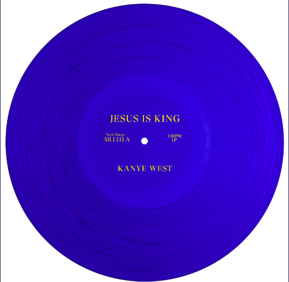 Kanye West FINALLY Releases 'Jesus Is King' Album
