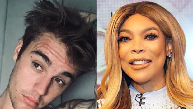 Wendy Williams Says A 13-Year-Old Justin Bieber Trashed The Green Room & Kicked A Staff Member While Appearing On Her Talk Show
