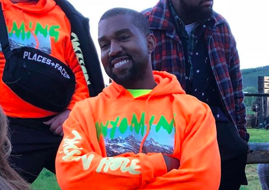 Kanye West Credits God For $68 Million Tax Refund