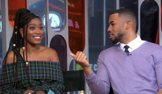 "KeKe Palmer Reveals Why She Turned Down Mike Johnson's Date: ""I Felt Ambushed!"""