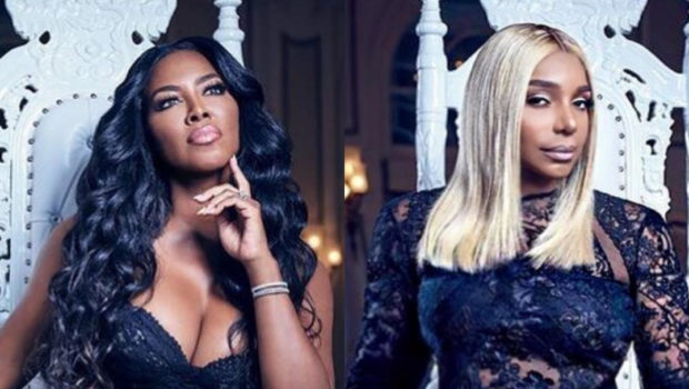 Kenya Moore Says NeNe Leakes Is Threatened By Her: The mere presence of me makes her lose control over herself.