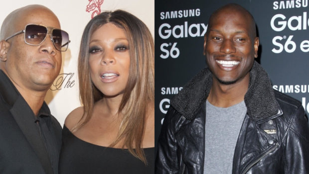 Wendy Williams Calls Out Ex-Husband For Allegedly Banning Singer Tyrese: Kevin, Are You Serious? [VIDEO]