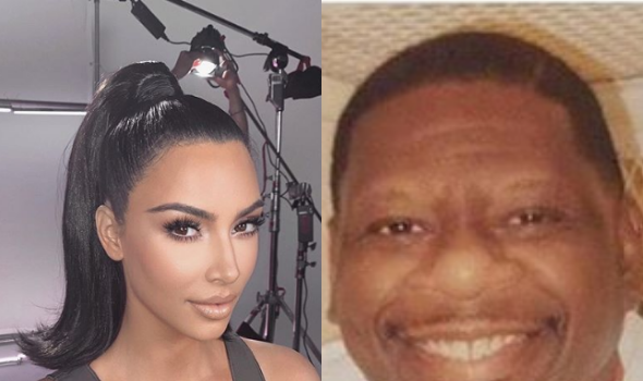 Kim Kardashian Meets With Rodney Reed In Prison, As Texas Court Pauses His Execution