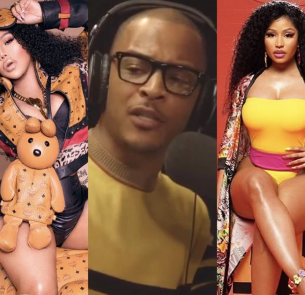 T.I. Says Lil Kim Should Rank Above Nicki Minaj In Top Rappers of All Time List